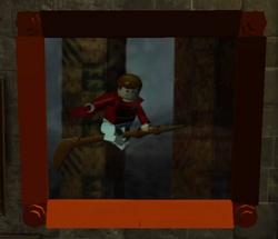 Unidentified Gryffindor chaser (I)