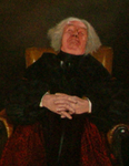 Unidentified resting headmaster