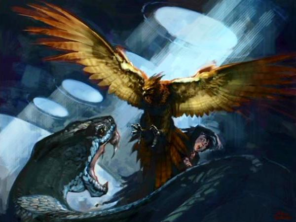 File:Fawkes fighting the Basilisk (Concept Artwork for the HP2 movie 01).JPG