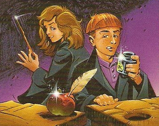 Sortil ge de transfert wiki harry potter fandom - Sortilege ouverture de porte harry potter ...