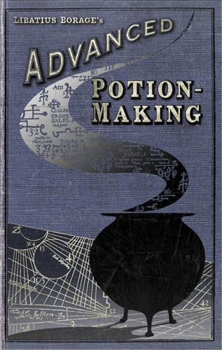 Book Cover Page Making : Advanced potion making harry potter wiki fandom