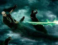 Voldemort Battle over Little Whinging