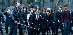 Battle-of-Hogwarts