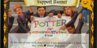 Support Banner (Trading Card)