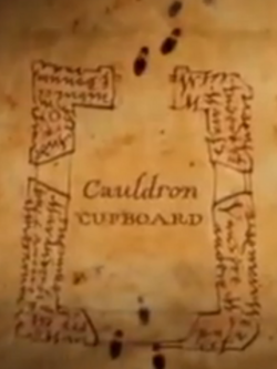 Cauldron Cupboard