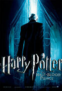 Draco Malfoy - HBP poster