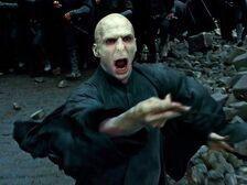 Voldemort angry
