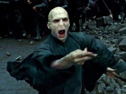 Voldemort angry