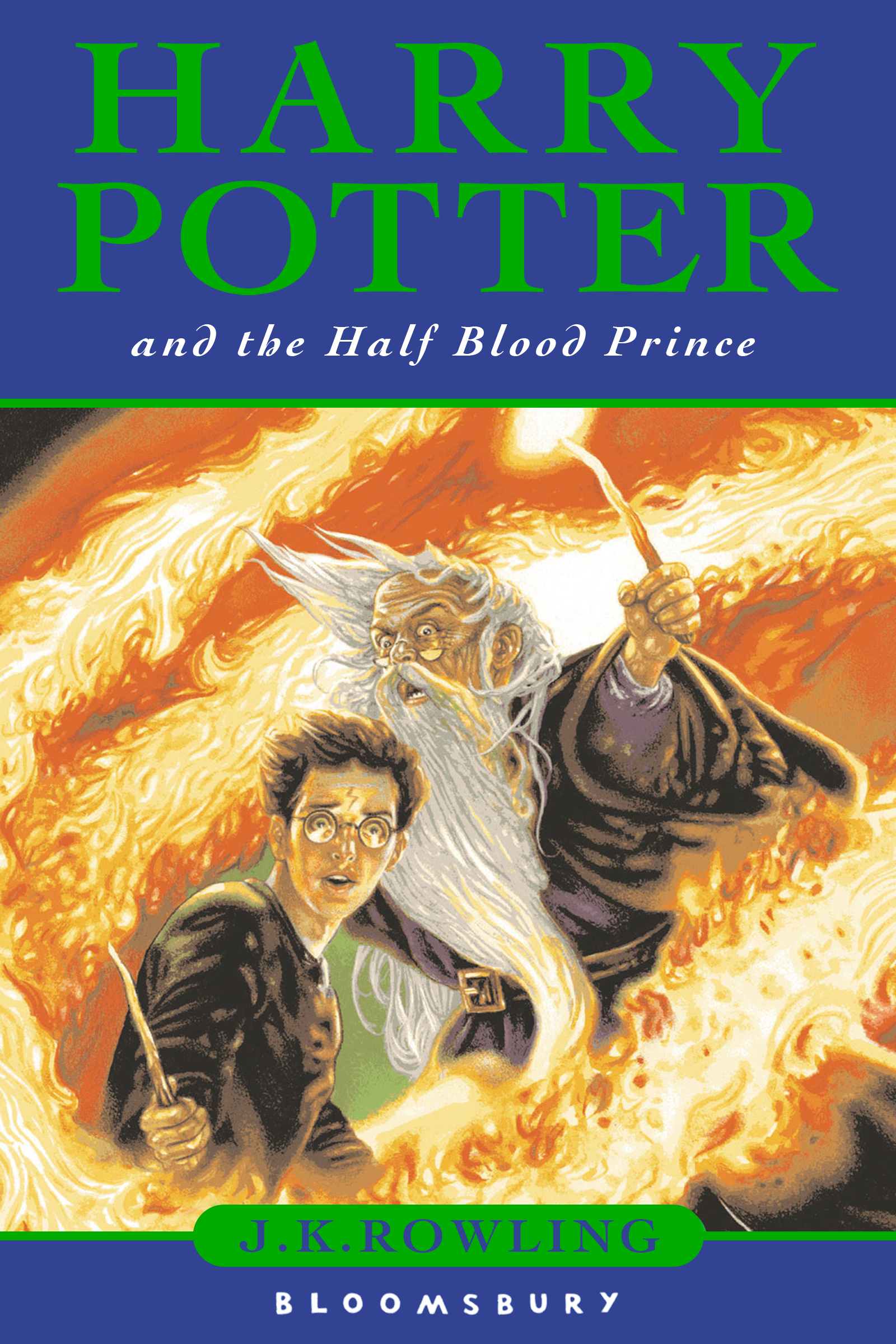 Image - Harry Potter and the Half-Blood Prince.jpg | Harry Potter Wiki ...