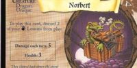 Norbert (Trading Card)