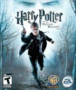 HP7 game box art