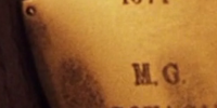 M. G. McGonagall