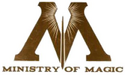 Ministry of magic logo