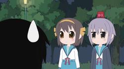 The Melancholy of Haruhi-chan Suzumiya Part 3