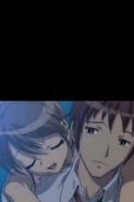 Kyon and Little Sister