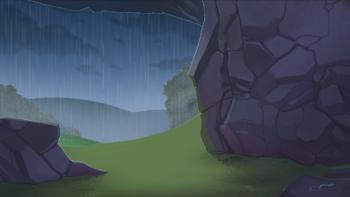 Daytime, rainy