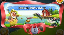 Fishing Unlock
