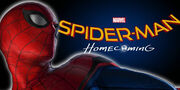 Spider-Man - Homecoming promo