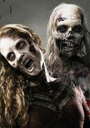 Walking Dead zombies 002