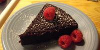 Dairy Free Chocolate Cake (Vegan) II