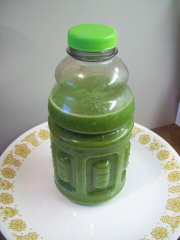 File:Mustard Greens Smoothie.JPG