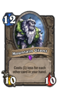 MountainGiant