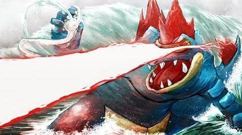 Twitch Plays Pokemon - lore song - GOD SLAYER LASER GATOOOORRRR!!!!! (Metal Music)