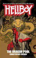 Hellboy - The Dragon Pool (Novel Cover)