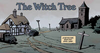 The Witch Tree title panel