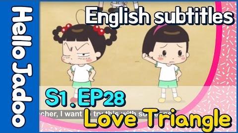 (eng) Hello Jadoo s1 ep28 Love Triangle