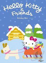 Sanrio Television HelloKittyAndFriends Holiday-Fun-Bonus DVD-cover