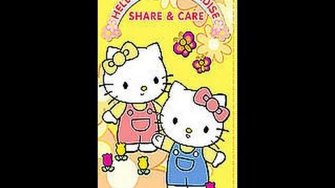 Hello Kitty's Paradise Share & Care
