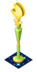 Starandmoonshaedlamp