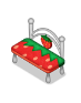 Strawberrybench