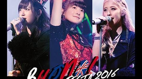 ロックの聖地 Buono! (Live at 日本武道館 2016 8 25) 『Buono! Festa 2016』2016年11月23日にDVDとBlu-rayを同日発売!!