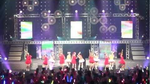 Berryz工房×℃-ute 『超HAPPY SONG』 (LIVE!)