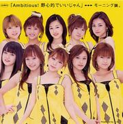 AmbitiousYashintekideIijan-dvd