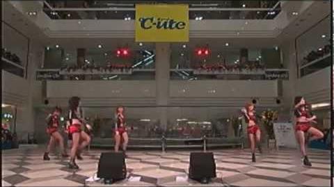 """【Budoukan Kouen Kettai!】℃-ute """"Crazy Kanzen na Otona"""" Hatsubai Kinen Mini Live"""