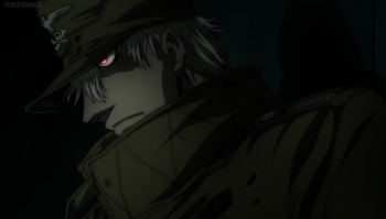 The Captain | Hellsing Wiki | Fandom powered by Wikia