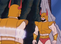 Double Trouble (He-Man)