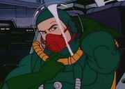 Hydron animated masked