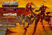 Mantisaur boxart