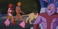 Quest for He-Man