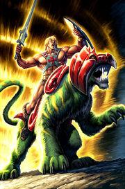 Battlecat header