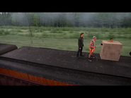 Danger & Thunder Screencap 66