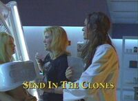 Send in the clones titlecard