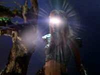 Callisto becomes immortal