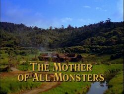 Mother monsters title