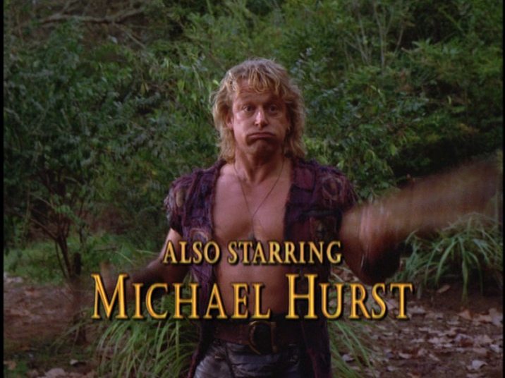 Michael Hurst | Legendary Journeys | FANDOM powered by Wikia