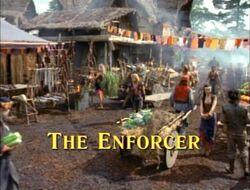 Enforcer title